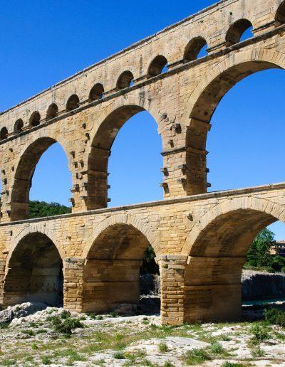 Ponte du Gard, Provence
