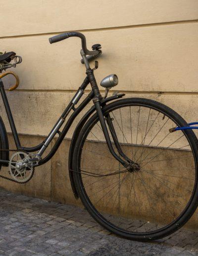 Fahrrad - Prag
