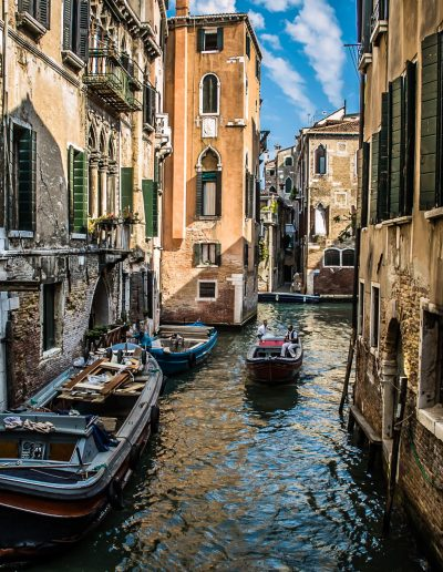 Venedig - Kanal