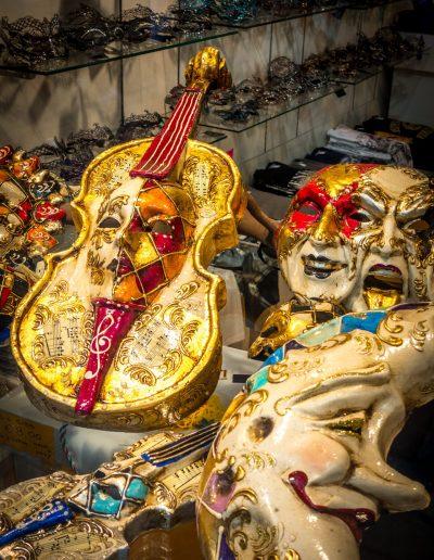 Venedig - Masken