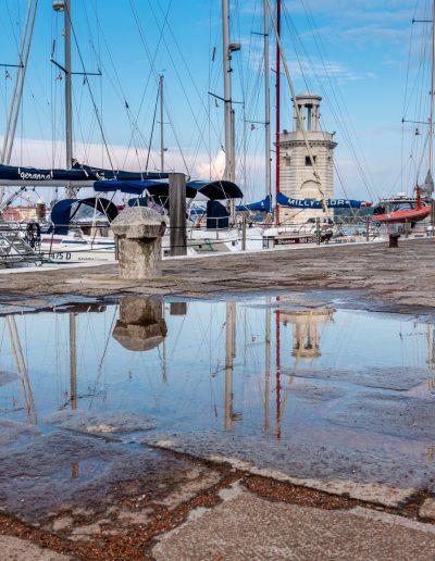 Yachthafen, Venedig
